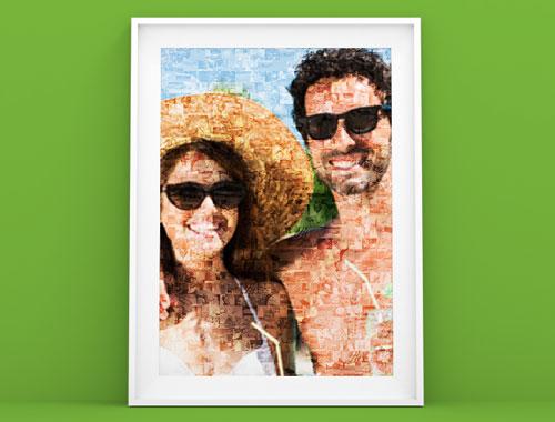 poster photo mosaic