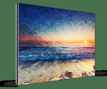 beach-mosaic-alu-dibond-view